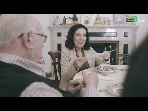 Gines presenta su parodia del anuncio de la Lotería de Navidad
