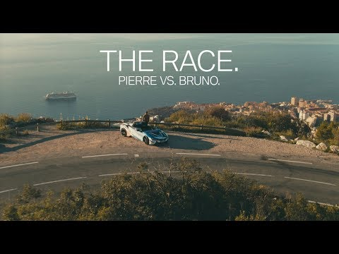 Pierre vs. Bruno: The Race – BMW i Motorsport.