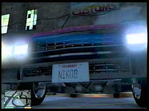 GTA 5 STEAL & SAVE THE NIKKO CADDY Shorty Version