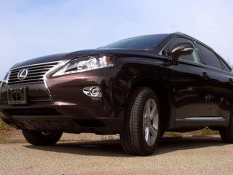 Car Tech - Lexus RX 350 sings a familiar tune