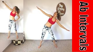 Standing Abs Cardio Core {Low Impact}