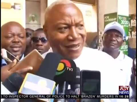 NDC Flagbearership Race – The Pulse on JoyNews (22-1-19)