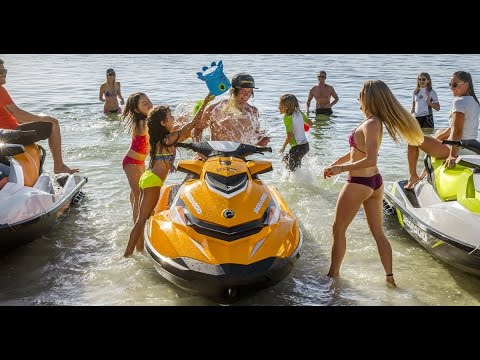 2017 Sea-Doo Spark 2up Trixx iBR in Adams, Massachusetts