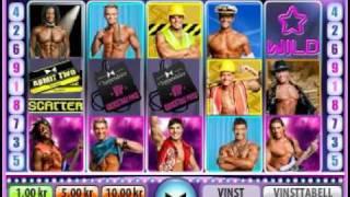 Lycko Bingo - Chippendales - Spelautomat