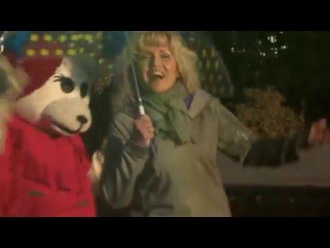 Ti-Ti Nalle - Antaa sataa vaan! (musiikkivideo)