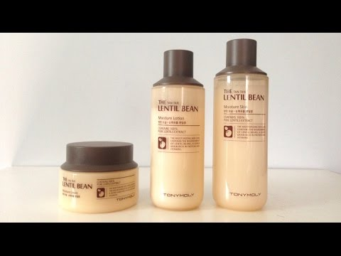 Tony Moly moisturizers quick review