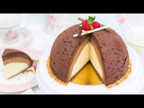 V 237 Deo Receta Semifr 237 O De Tres Chocolates