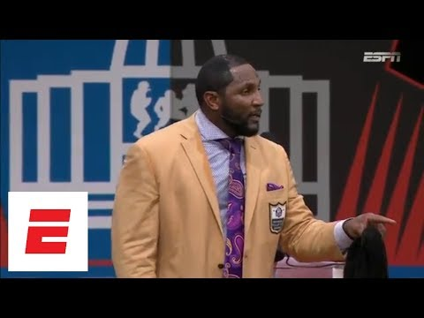 Ray Lewis' Hall of Fame Speech
