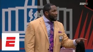 [FULL] Ray Lewis Hall of Fame Speech | 2018 Pro Football Hall of Fame | ESPN