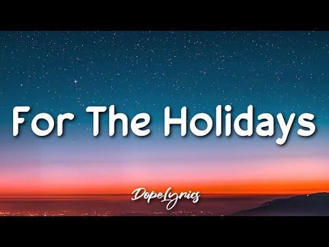 RB Keys, Stephen Voyce - For The Holidays (Lyrics) 🎵
