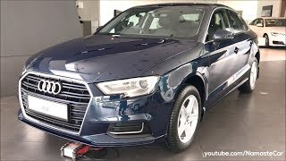 Audi A3 Sedan 35 TFSI 8V 2017 | Real-life review