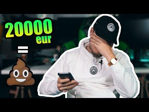 Zjedol by som VLASTNÉ H*VNO za 20 000 EUR ?