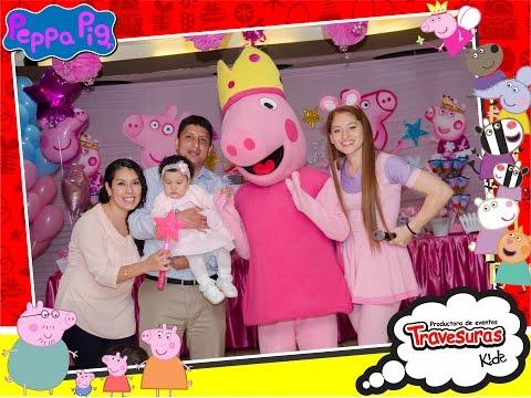 Show Infantil - Show Peppa Pig - Travesuras Kids