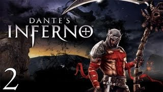 Let's Play Dante's Inferno Part 2 - Abandon All Hope