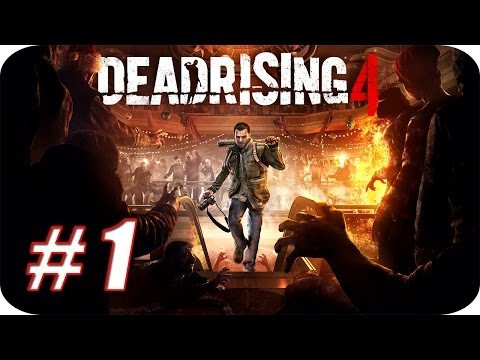 Gameplay de Dead Rising 4 Deluxe Edition