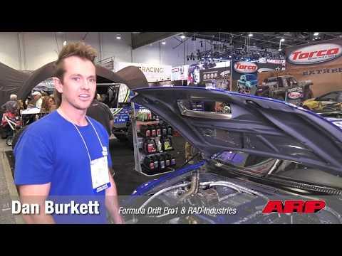 Dan Burkett - Formula Drift Pro 1 Driver