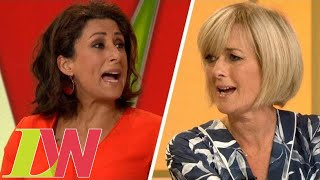 Would You Put Your Kids in Economy While You Sit in Business Class? | Loose Women