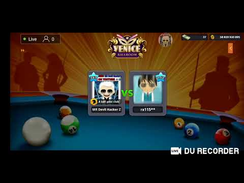 8 BALL POOL - VENICE TABLE-_-ROAD TO 60B (Selling and Trading account 👇)