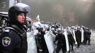 Украина, Майдан 2014 - редкие кадры (часть-3)