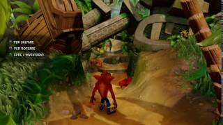 Crash Bandicoot N. Sane Trilogy first gameplay