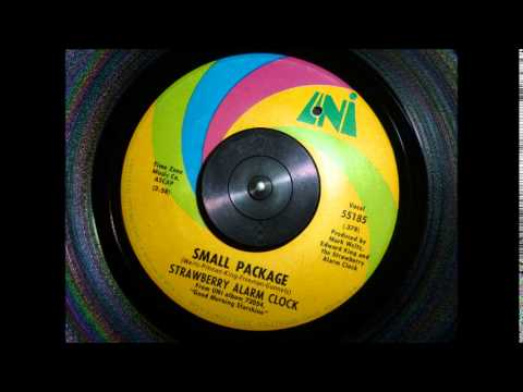 "Strawberry Alarm Clock - ""Small Package"" 1969 Garage Psych (45-RPM Mono Mix)"