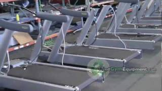 Used Technogym Treadmill RUN 700 for sale