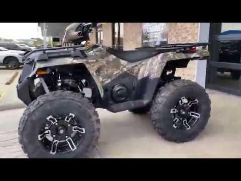 2020 Polaris Sportsman 570 EPS Utility Package in Marshall, Texas - Video 1