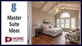 Master Suite Bedroom Designs | Interior Design Ideas 2018