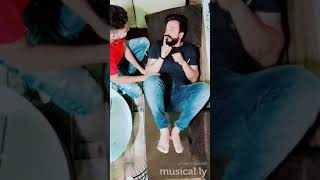 Funny Comedy   Kid Laughing   Musically