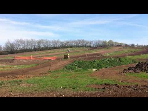 Husqvarna TC250 Motocross @ Priston