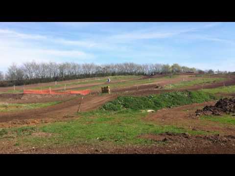 Husqvarna TC250 Motocross @ Priston