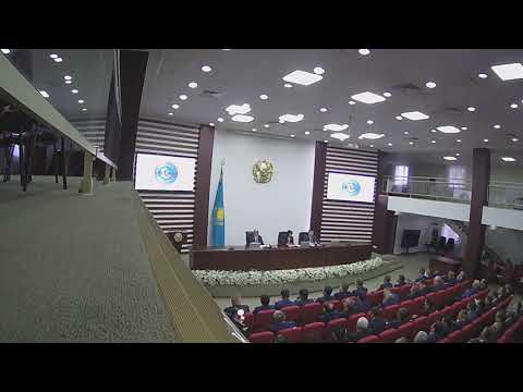 Внеочередная XXIV сессия Алматинского областного маслихата