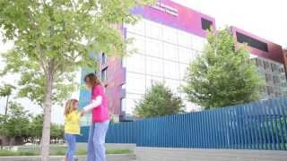 Brave at University of Minnesota Masonic Children's Hospital