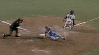 WS1980 Gm5: Unser hits a game-tying double in the 9th