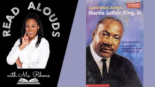 Martin Luther King, Jr. For Kids   Read Aloud