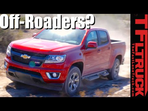 Top 5 New Off-Road Vehicles That Are In Fact Not Super Off-Road