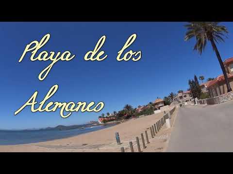 Radtour La Manga am Mittelmeer in Spanien Teil1/Bike tour La Manga Mediterranean Sea in Spain part1