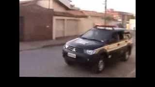 preview picture of video 'PC faz operação de combate ao tráfico em Montes Claros'