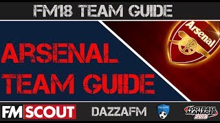 FM18 Arsenal Let's Play Ep 2 - FIRST BIG CHALLENGE - Liverpool & Man