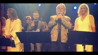 ABBA REUNION 2016 - The Way Old Friends Do LIVE at Berns, Stockholm, June 2016