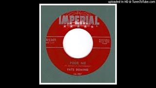 Domino, Fats - Poor Me - 1955