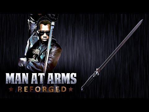 Blade'S Sword - Marvel Blade Trilogy