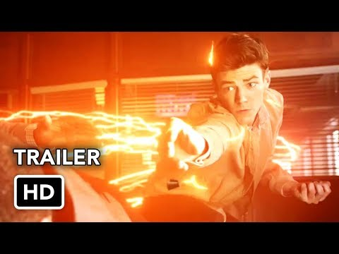 The Flash Season 4 (Promo 'Get Up and Go')