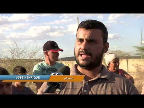 Comunidade impede pipeiros de retirar água de barragem no Agreste