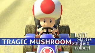 Toad Is Coping With The Bad News