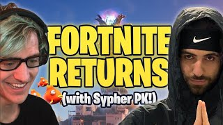 Getting carried by @SypherPK in Fortnite!