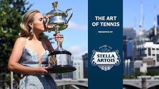 Sofia Kenin claims stunning first Grand Slam win | The Art of Tennis