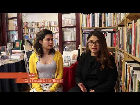 Natalia Triana y Leidy Silva de Casa Tomada Libros y Café también dijo #NoPiRatería