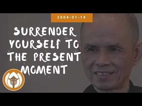 Surrender Yourself to the Present Moment Video Thumbnail