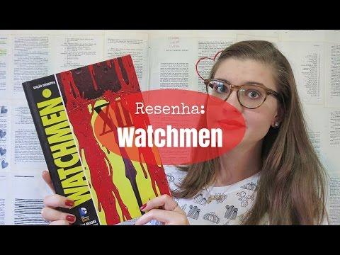 RESENHA: WATCHMEN (ALAN MOORE) LIVRO + FILME